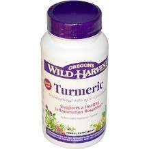 Oregon's Wild Harvest Turmeric Review