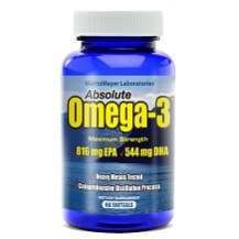 Maritz Mayer Laboratories Absolute Omega-3 Review