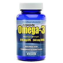 Absolute omega 3 maritz mayer laboratories review is it for Hemorrhoid smells like fish