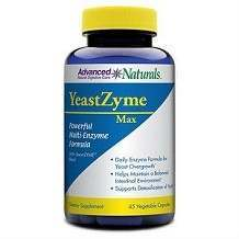 Advanced Naturals YeastZyme Max Review