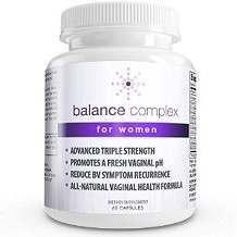 Balance Complex for Women supplement Review