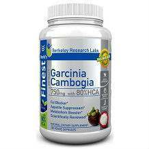 Berkeley Research Labs Garcinia Cambogia Supplement Review