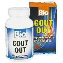 Bio Nutrition Gout Out supplement
