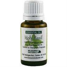 Bio Source Naturals Holy Basil Essential Oil Review