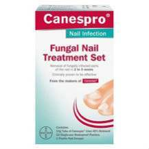 Canespro Nail Treatment Set Review