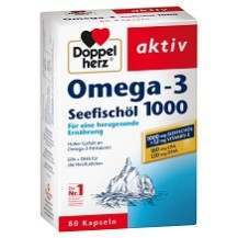 Doppelherz Omega-3 1000 Review