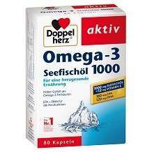 Doppelherz Omega-3 1000 Review