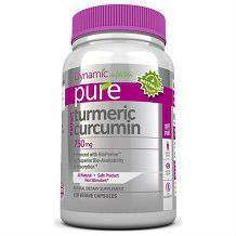 Dynamic Nutrition Pure Turmeric Curcumin Supplement