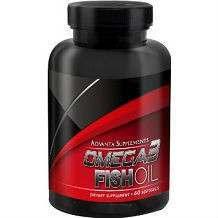Fish Oil Omega-3 Advanta Supplements Review