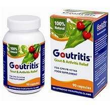 GOUTRITIS: Gout and Arthritis Relief Review