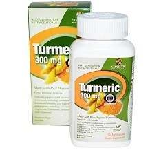 Genceutic Naturals Certified Organic Turmeric Review