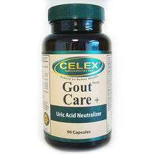 Gout-Care Plus Celex Laboratories Review