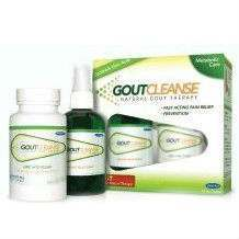 Gout Cleanse Pain Therapy Review