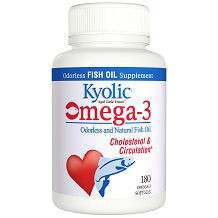 Kyolic Aged Garlic Extract Omega-3 Review