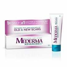 Mederma Advanced Scar Gel Review Customerreview