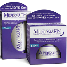 Mederma PM Intensive Overnight Scar Cream Review