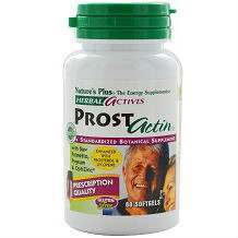 Natures Plus Prost-Actin Review