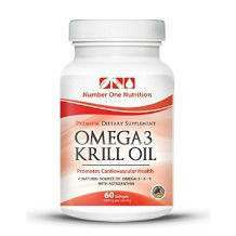 Number One Nutrition Omega 3 Krill Oil Review