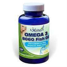 Omega 3 8060 Fish Oil Naturasil Review