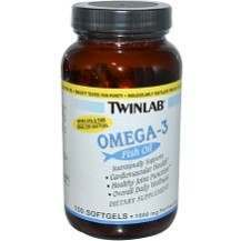 Omega-3 Fish Oil Twinlab Review