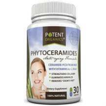 Potent Organics Phytoceramides Review