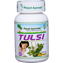 Planet Ayurveda Tulsi Supplement Review