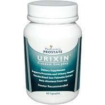 Provantex Prostate Urixin supplement review