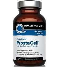 Quality of Life Labs ProstaCell prostate supplement