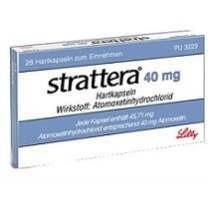 Strattera medication Review
