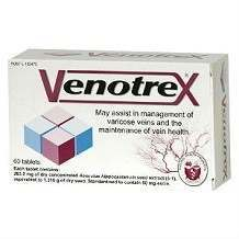 Venotrex Natrx supplement review