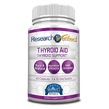 Research Verified Thyroid Aid Review - Is it a Scam or Does it Work? - Customer Review