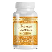 Turmeric Curcumin Premium supplement Review