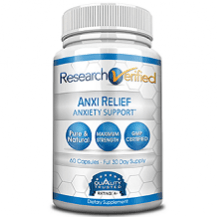Research Verified Anxi Relief Review