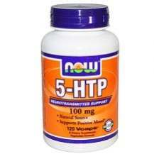 5-HTP NOW Foods Review