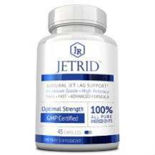 Jetrid Review for jet lag relief