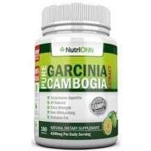 NutriONN Garcinia Cambogia Extract Review