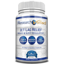 Research Verified Jet Lag Relief Review