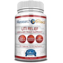 Research Verified UTI Review