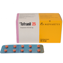 Tofranil Tablets for anxiety and depression Review