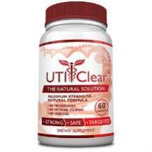 UTI Clear supplement Review