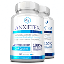 Anxietex Natural Anxiety Support Review