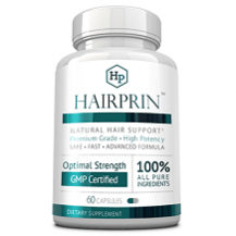 Hairprin Natural Hair Support Review