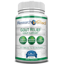 Research Verified Gout Relief Review