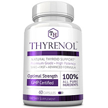 Thyrenol thyroid supplement review