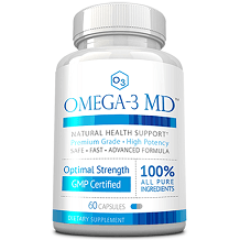 Omega-3 MD Review