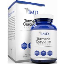 1MD Turmeric Curcumin Platinum Review