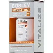 Bosley Healthy Hair Vitality Supplement for Women Review