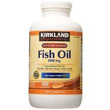 Kirkland signature fish oil review is it a scam or does for Can fish oil cause constipation