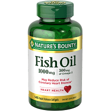 Nature's Bounty Fish Oil Review