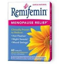 Remifemin Review for menopause